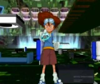 Screenshot Thumbnail / Media File 1 for Digimon Rumble Arena [U]